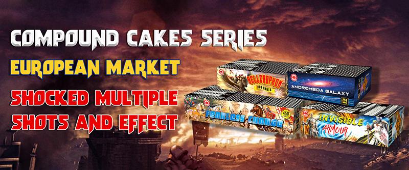 New European Compound Cakes