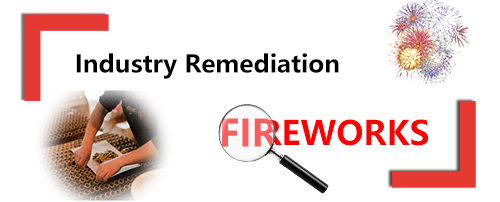 Fireworks Industry Remediation